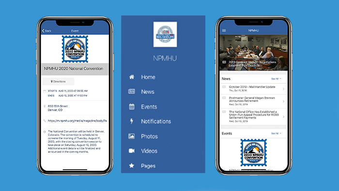 NPMHU LAUNCHES MOBILE APP