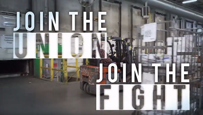 Join the Union Join the Fight!